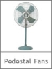 220V Hot Climate Air Cooling Electric Stand Pedestal Fans