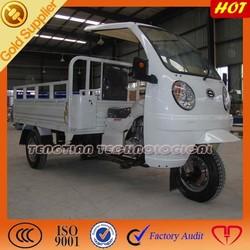 Chinese three wheel motorcycle/top 3 wheel cargo tricycle on sale/motorcycle from Chongqing Tengtian group