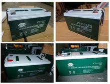 12v 100ah AGM battery / 200AH GEL battery / sealed leads acid battery for solar system