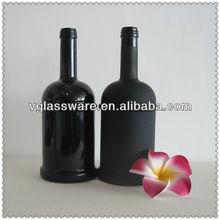 500ml black olive oil bottle antique glass bottles