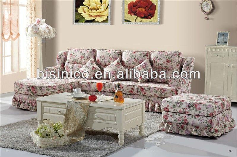 Korea stil hussen l form stoff sofa wohnzimmer ...