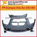 Pp 08-11 kit de carrocería para el bmw e92 m3 estilo del cuerpo profesional piercing kit
