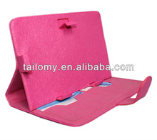 Universal Leather Case for 7 Inch Tablet PC