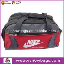 Fashion orange mens sport travel bag
