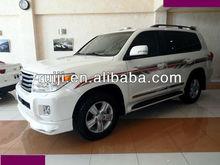 toyota Land Cruiser 2013 body kit guangzhou orient way garment coltd shine hair trading coltd