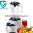 1200w LCD display BPA free tritan jug robot coupe blixer
