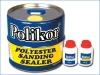 Polikor Polyester Sanding Sealer White & Transparent