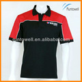 camisa de polo de impresión sublimada / polo / camiseta del polo