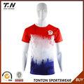 venta al por mayor baratos del equipo de fútbol kit de uniforme