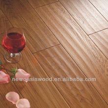 Ash Multiply Handscraped Engineered Wood Flooring