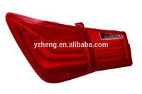 Vland Refit Led Rear light Chevrolet Cruz BMW style 2010 Red (ISO9001&TS16949)