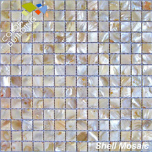 2mm mother of pearl shell mosaic