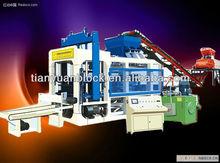 QTY8-15 best selling fly coal ash block making machine