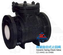 High quality Ceramic check valve