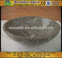 traditional surface pattern stone basins
