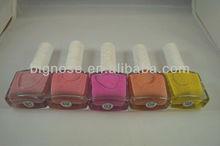 60 Colors of Coral Nail Polish No.1 - No.30 / lovely natural coral color / sheer coral jewelry hue