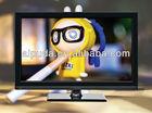 23 inch LED tv/Solar TV/DC 12V/competitive price tv sets/DVB-T/DVB-C/DVB-T2/HDMI/VGA/USB