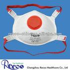 Exhalation valve mask (3-plys) FFP3