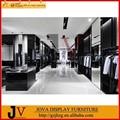 Azul- chip de tienda de ropa de escaparate de tienda de muebles de decoración de mdf con la venta de mercancías
