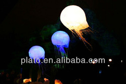 inflatable led air jelly-fish balloons