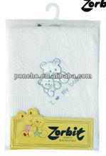 100% de bebé de algodón servilleta chal