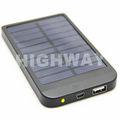 nueva llegada 2600 mah cargador solar de los animales del zoológico de imágenes