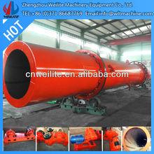 Zhengzhou Weilite Professional Lignite Coal Rotary Dryer