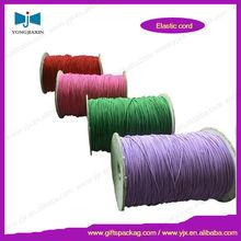 Bajo elástico de poliéster cuerda de la cuerda de nylon cuerda