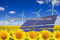 3kw wind solar hybrid power system/2kw wind solar hybrid power/5kw solar power generator home off grid