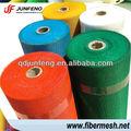160g 5x5mts de malla de fibra de vidrio alcalino resistente para la pared