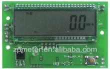 Wiegand Smart Heat Meter display module