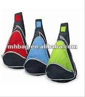 600D Polyester Mens Small Sling Bag, Waterproof Cute Sling Bag
