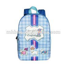 2012 kids school bags for teenager
