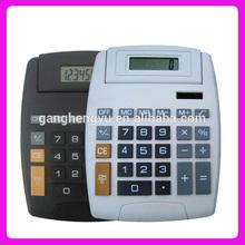 Shake Head Calculator,Desk calculator,Solar energy electronic calculator