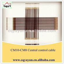 cusion contorl de cable de embrague del automóvil cable