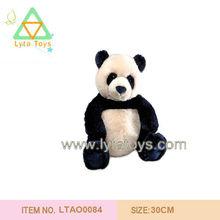 Soft Stuffed Toys Sitting Panda