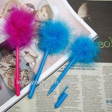 Lovely ballpoint pen, fancy funny children pens