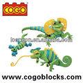 Cogo puzzles/rompecabezas animales juguetes de espuma eva