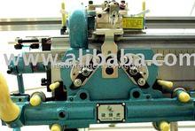 Hand Driven Flat Bed Knitting Machine