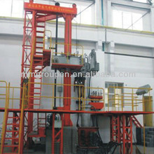 Low energy consumption ESR Furnace for casting factory