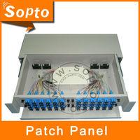 2u 48 port patch panel