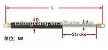 pneumatic lift gas strut
