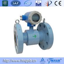 high pressure China digital magnetic flow meter measurement instrument