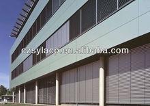 Wecan aluminum composite panel, building facade cladding, ceiling, roof designs