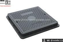 EN124 jinmeng brand pvc manhole cover SGS