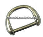 Alloy D Ring&Alloy Buckles for Travelling Bags, handbags