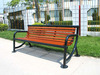 Patent bench,steel & wood outdoor long wood benches,wooden long bench chair