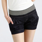 new design harem short stripe cargo fashion pants