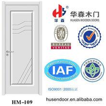 Modern door designs Decorative Wooden Door No Paint