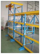 industrial heavy duty drawer mold rack